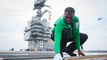 The U.S. Navy's New USS Gerald Ford Aircraft Carrier Is Getting Close to Combat Ready