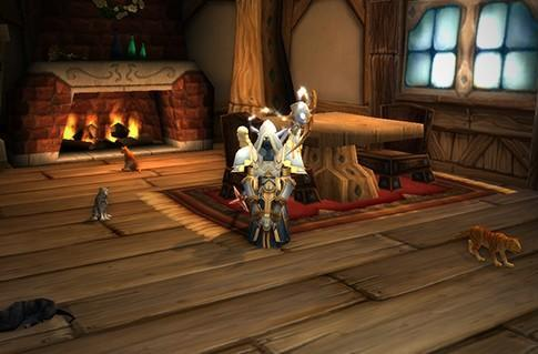 Patch 5.4 PTR: Crazy Cat Lady/Man title added