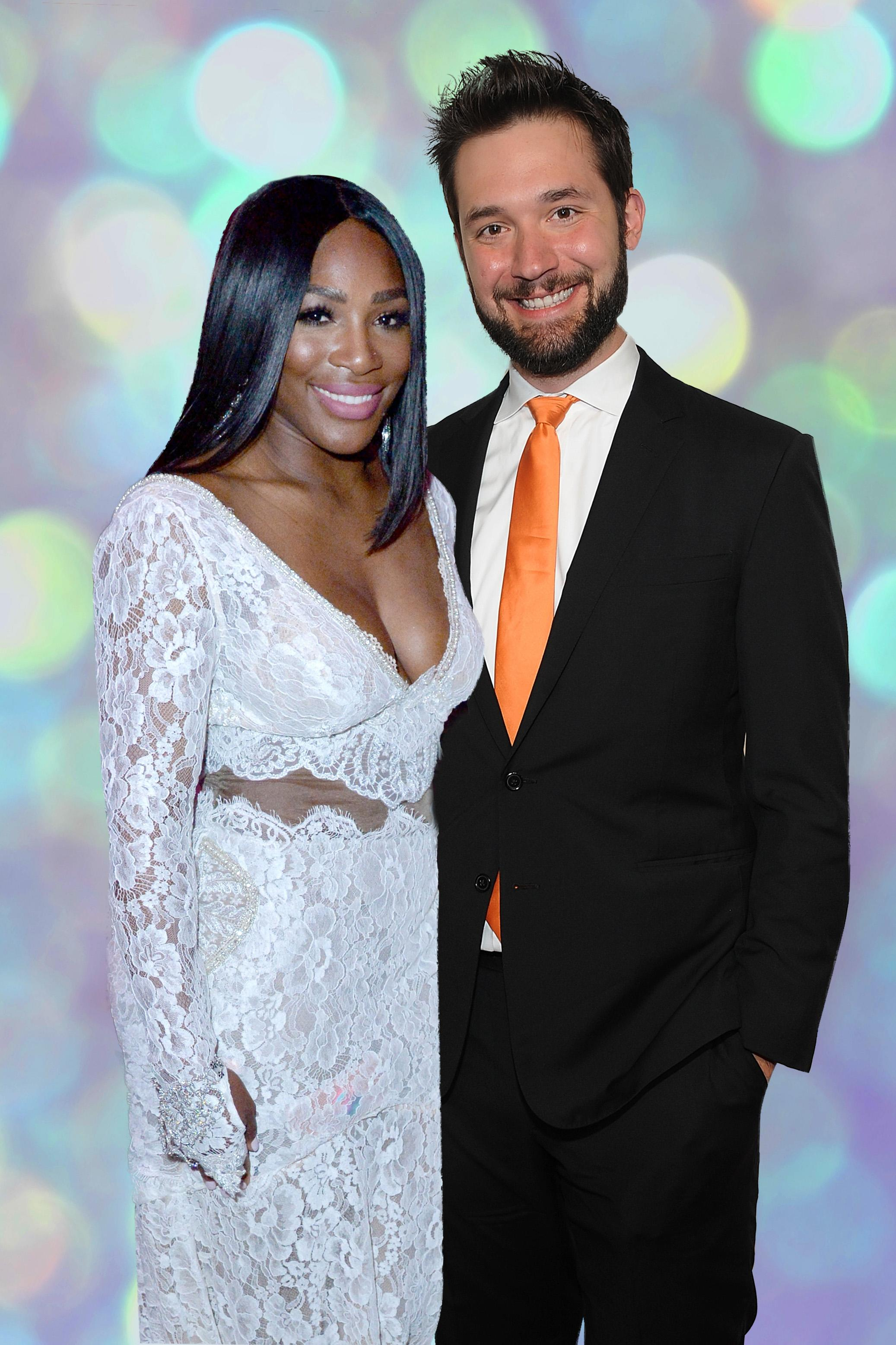 Serena Williams And Alexis Ohanian Marry In Fairy Tale New Orleans ...