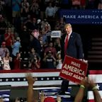 Analysis: Trump mocks Biden's campaign style