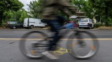 Temporäre Radwege in Berlin dürfen vorerst bleiben