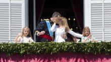 Los dos años de reinado de Felipe VI y Letizia en imágenes