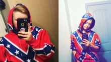 High school student suspended for wearing Confederate flag attire: 'It's Southern pride'