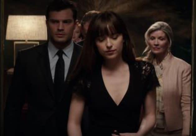 Heiße Szenen Im Neuen Fifty Shades Of Grey 2 Trailer