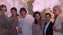 Well, Kris Jenner's 60th Birthday Party Looked Really Fun