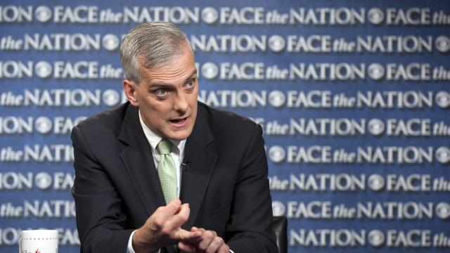 White House chief on privacy concerns, trust