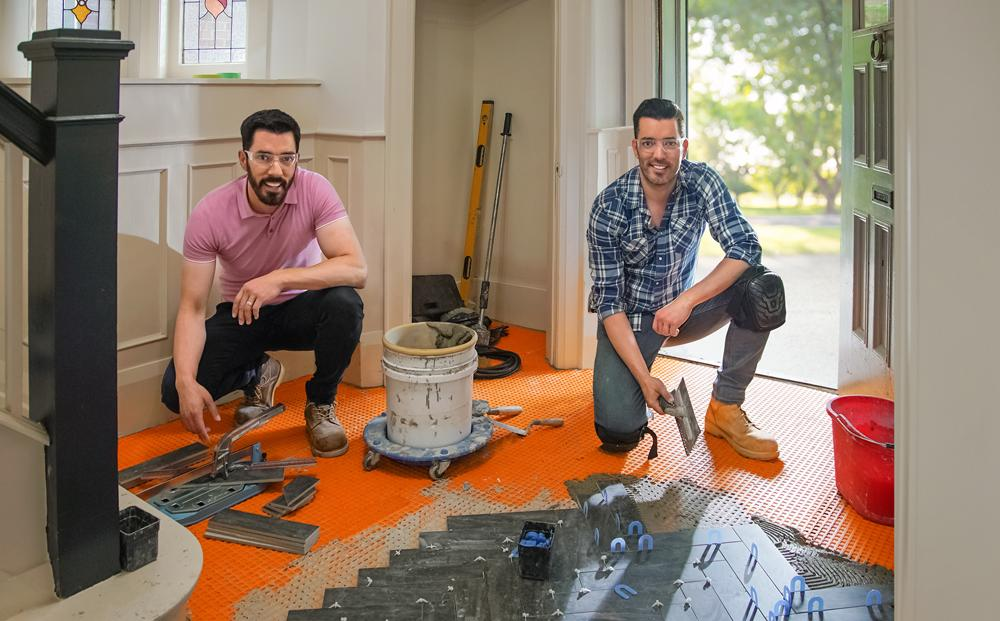 HGTV's The Property Brothers To Talk TV And Design With Paley Center For Media