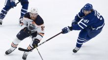 John Tavares breaks late tie, Maple Leafs beat Oilers 4-2