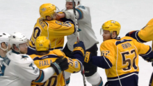 Micheal Haley suspended one game for sucker punch vs. Predators (Video)