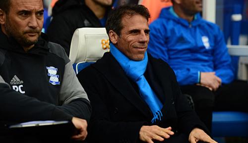 International: Zola als Birminghams Teammanager zurückgetreten