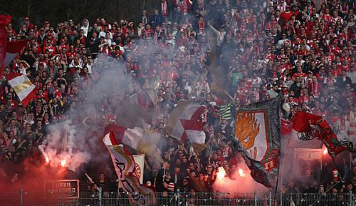 Bundesliga: Wegen Fehlverhalten der Fans: Geldstrafe für Mainz 05