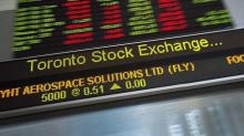 Higher crude oil prices pushes the Canadian dollar high; TSX essentially flat