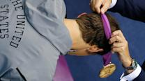 Michael Phelps' favorite medal and worst loss