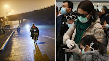 Chinese cities in 'wartime' lockdown as coronavirus shows no signs of peaking