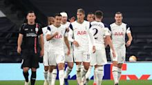 Carlos Vinicius impresses as Tottenham thrash LASK in Europa League
