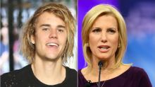 Bieber Tears Into Laura Ingraham: 'Absolutely Disgusting' And 'Should Be Fired'