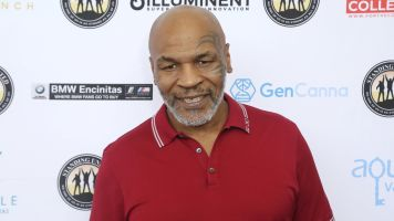 Mike Tyson smokes $40K worth of weed monthly
