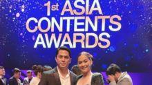 Maja Salvador wins Best Actress at Asia Contents Awards