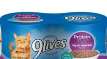 The J.M. Smucker Company Issues Voluntary Recall of Specific Lots of 9Lives® Protein Plus® Wet, Canned Cat Food Due to Low Levels of Thiamine (Vitamin B1)