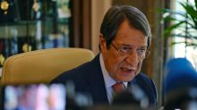 Mediterranean tensions 'extremely volatile': Cyprus president