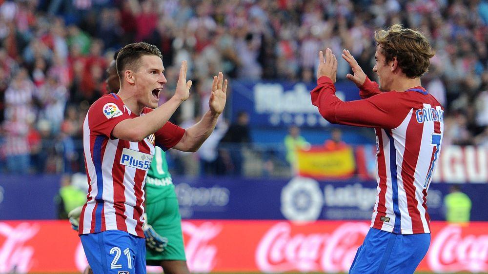 Atlético Madrid, Gameiro et Griezmann titulaires à Las Palmas