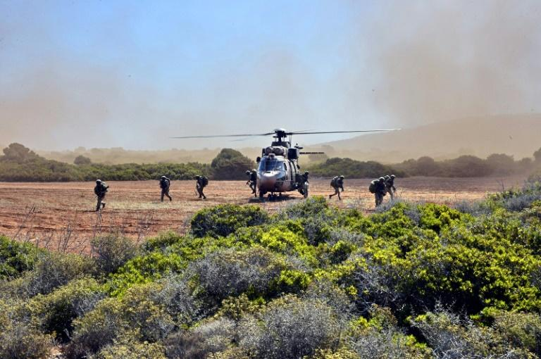 Turkish Armed Forces have been carrying out military exercises in the self-proclaimed Turkish Republic of Northern Cyprus