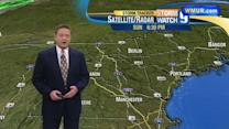 Sunday Evening Weather Webcast