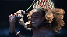 Australian Open: Serena reveals ice skating inspiration, Pliskova survives Ostapenko scare