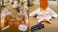 Beyonce's present for Katy Perry to welcome Daisy Bloom