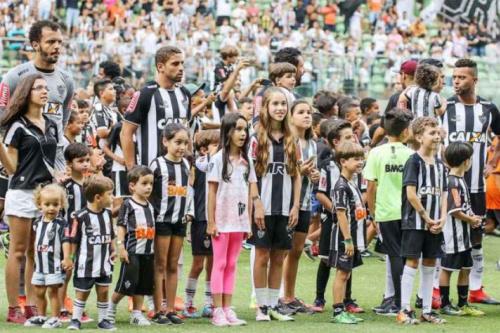 Liberado! FMF permite participação de crianças atleticanas no clássico