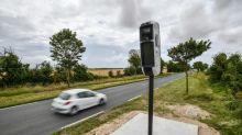 Près de Nice, le radar qui a flashé le plus d'excès de vitesse en 2018 et 2019