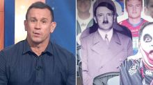 'It was wrong': Matty Johns apologises for 'disgusting' Hitler joke