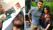 'I'm a Celeb': Joel Dommett rushed to hospital after on set accident