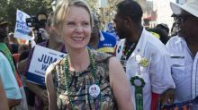 Cynthia Nixon wasn't nervous on her way to the polls: 'It's a day we've been fighting for and working for'