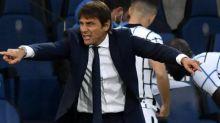 Foot - C1 - Inter - Ligue des champions: le match contre le Real est «une finale» pour Conte (Inter)