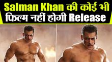 Salman Khan's film will not be released this year, Here's why