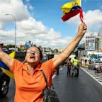 Venezuelan Opposition Leader Heads to Colombia for Humanitarian Aid as President Maduro Begins Closing Borders