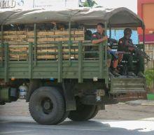 UN rights chief warns of escalating violence in Myanmar
