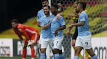 Raheem Sterling brace for Manchester City increases Watford drop fears