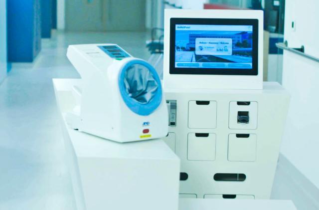 Meet the automated triage nurse of the future