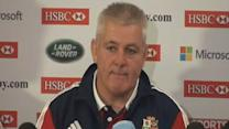Gatland: It was all about the result