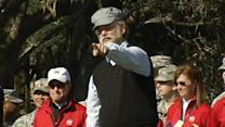 Hollywood celebs entertain at Pebble Beach Pro-Am