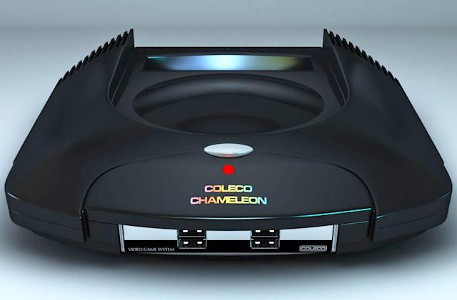 Coleco Chameleon will resurrect your favorite Atari 2600 games (update)