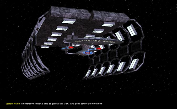 GOG's store adds six classic 'Star Trek' games