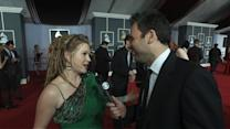 53rd Grammy Awards - Crystal Bowersox Interview