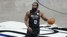 James Harden suffers 'setback,' now out indefinitely with hamstring injury