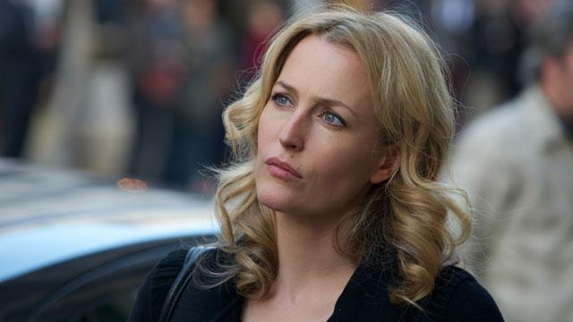 Gillian Anderson Opens Up About Her Last Love