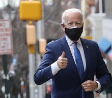 Trump hints at 2024 run, Biden to meet with U.S. workers hit by pandemic