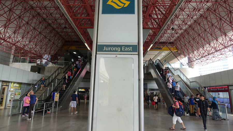 Shorter weekend operating hours for 10 MRT stations this weekend