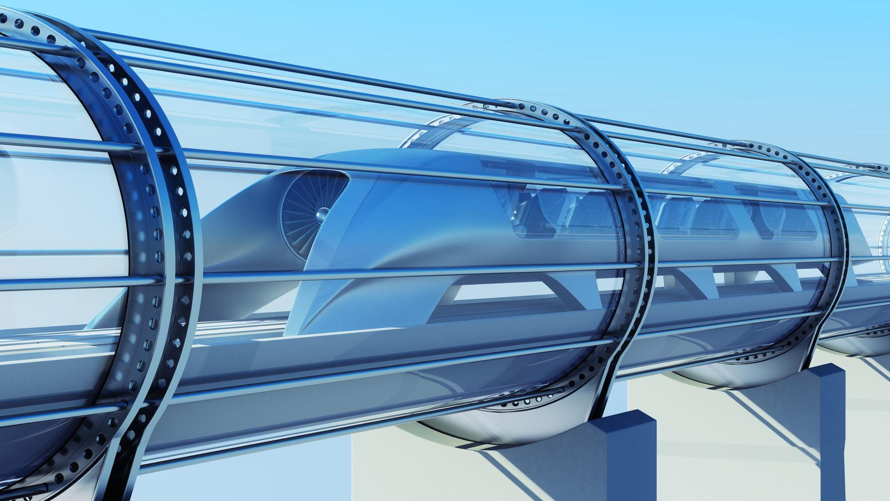 Hyperloop transportation routes could soon be running from Cleveland to Chicago